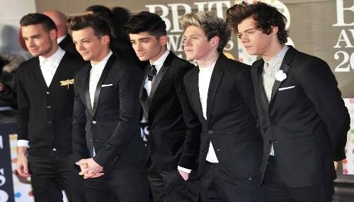 One Direction la mayor tendencia en Twitter este 2013