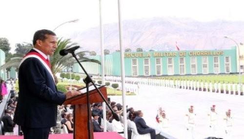 """Presidente Ollanta Humala: """"El Gobierno tiene confianza y optimismo en el fallo de La Haya"""""""