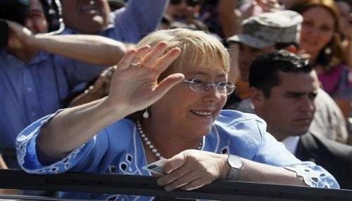Chile: Bachelet promete reformas tras aplastante victoria electoral