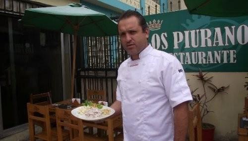 Cebiche de Mero en Los Piuranos