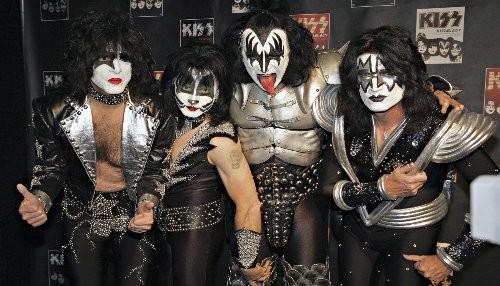 Kiss y Nirvana ya son parte del Salón de la Fama del Rock