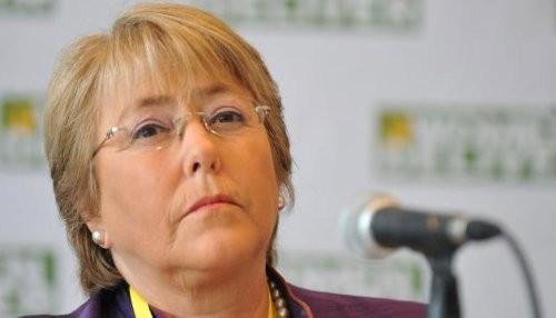 El triunfo de Michelle Bachelet