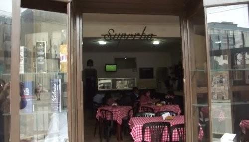 El tradicional Bar Restaurante Superba