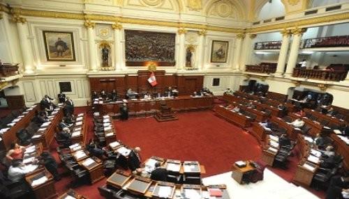 Aprueban moción de interpelación ha Ministro de Defensa Pedro Cateriano