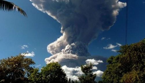El Salvador: Volcán Chaparrastique entró en erupción