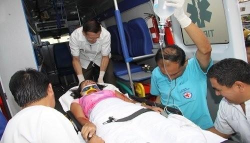 Personal de salud trabajará en año nuevo ante posibles emergencias