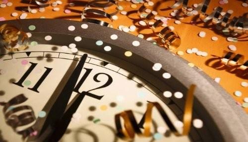 Año nuevo en tela remendada