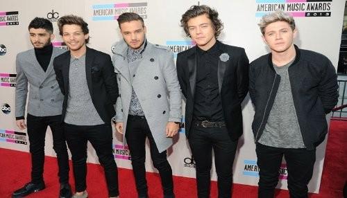 Midnight Memories de One Direction nombrado álbum más vendido de 2013 en UK