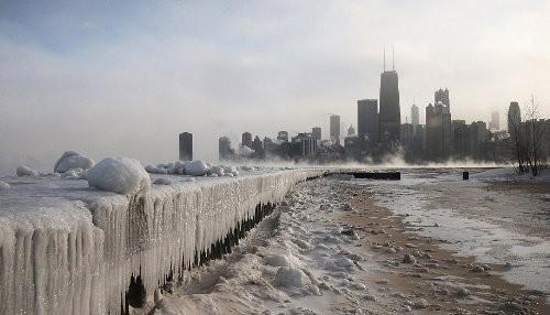 Estados Unidos sufre el patrón climático conocido como el 'vórtice polar' [FOTOS]