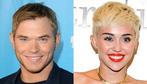 Kellan Lutz con respecto a Miley Cyrus:  ¿Estamos saliendo? No!!