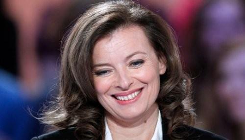 La primera dama francesa Valerie Trierweiler fue internada en un hospital por un colapso nervioso