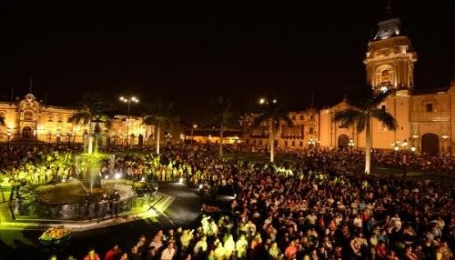 Lima festeja su 479 aniversario con danza, música, teatro y otras actividades culturales