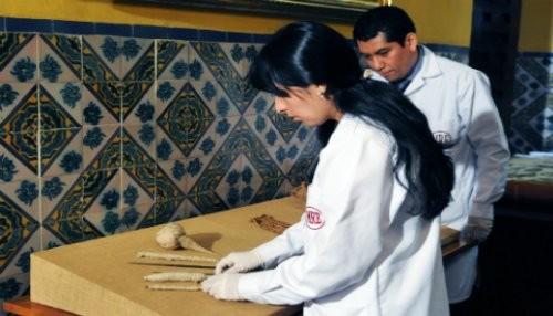 Cancillería entrega importante lote de bienes culturales repatriados