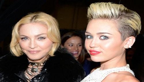 Miley Cyrus y Madonna juntas para el especial de MTV Unplugged