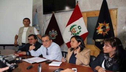 Gobiernos regionales recibirán mayor presupuesto si cumplen compromisos de gestión