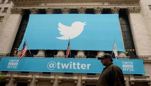 Twitter reporta $ 645m de pérdida para 2013 luego de su salida a la bolsa de valores