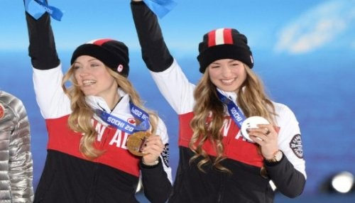 Sochi 2014: Canadá encabeza clasificación de medallas olímpicas