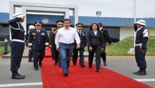 Presidente Ollanta Humala realiza Visita Oficial a Israel, Palestina y Qatar