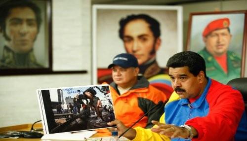 Maduro denuncia que la ultraderecha busca a Leopoldo López para provocar una tragedia