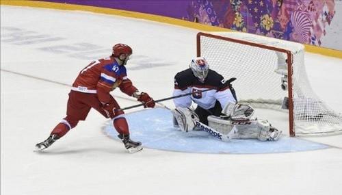 Sochi 2014: Hockey masculino Rusia vs Noruega [EN VIVO]