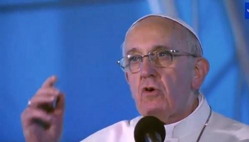 Papa Francisco apela a la reconciliación en Venezuela