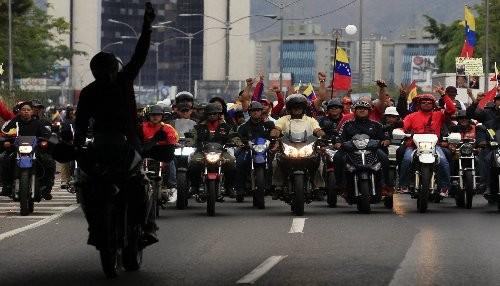Venezuela: Protesta estudiantil en Caracas termina en enfrentamientos