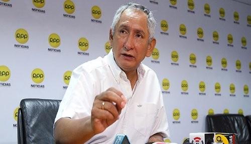 René Cornejo: La única agenda que nos interesa es la del desarrollo