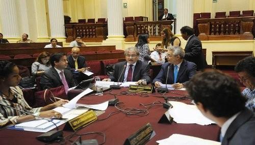 Ministro del interior expuso sobre seguridad ciudadana for Foto del ministro del interior