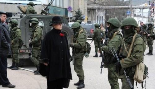 Ucrania: Parlamento de Crimea pide unirse a Rusia