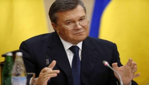 Interpol está considerando emitir una orden de arresto contra Yanukovich