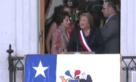 Michele Bachelet: 'Chile tiene solo un gran adversario y eso se llama desigualdad'
