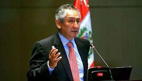 Premier Cornejo expondrá el viernes 14 la política general del Gobierno