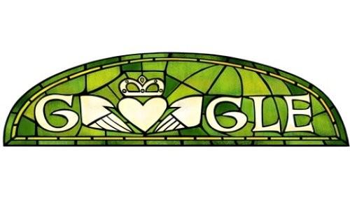 Google recuerda el Día de San Patricio con un nuevo Doodle
