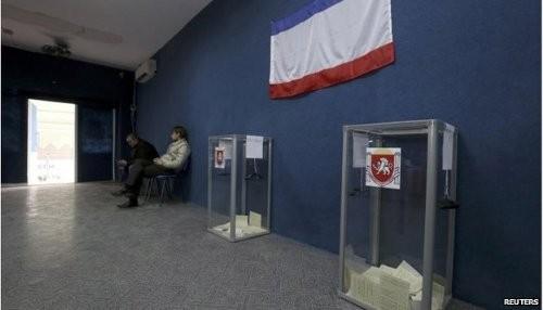 Parlamento de Crimea solicita oficialmente la adhesión a Rusia
