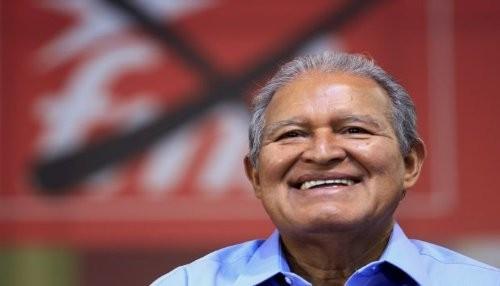 Salvador Sánchez Cerén es el nuevo presidente de El Salvador