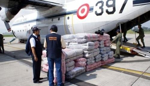 PNUD, INDECI, y DHL preparan a aeropuertos ante desastres