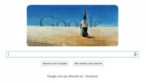 Google rinde homenaje al pintor peruano José Sabogal con un nuevo doodle