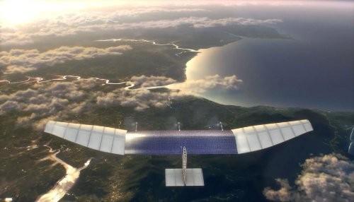 Facebook quiere usar Drones para ofrecer acceso a la red a bajo costo