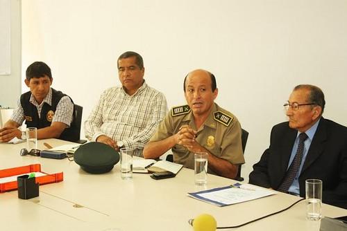Comisaría de Maranga en San Miguel se propone ser la mejor del Perú