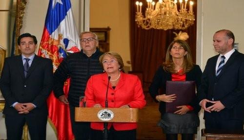 Presidenta de Chile decreta Estado de Excepción Constitucional de Catástrofe para Arica y Parinacota y Tarapacá