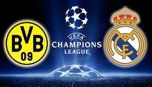 Champions League: Real Madrid vs Borussia Dortmund [EN VIVO]