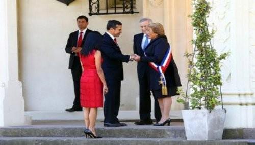 Presidente Ollanta Humala expresa condolencias y solidaridad al pueblo chileno