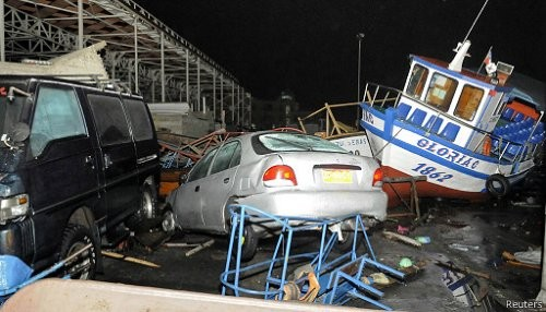 Chile: Un nuevo terremoto de 7.6 activó otra alerta de Tsumani