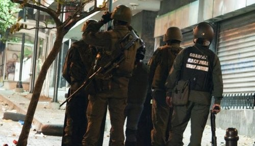 Madrid suspende las ventas de equipo de antidisturbios a Venezuela
