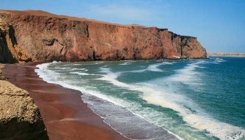 SERNANP paralizó construcciones en defensa de la Reserva Nacional de Paracas
