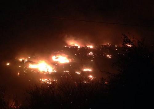Incendio en Valparaiso: 12 muertos y 8 mil damnificados