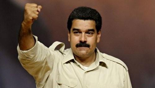 Maduro: ¡Premio Nobel de la Paz!