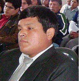 Joel Tranca, candidato del MANPE a la alcaldía de Huaylas: 'nosotros llevamos nuestras propuestas haciendo campaña de casa en casa'