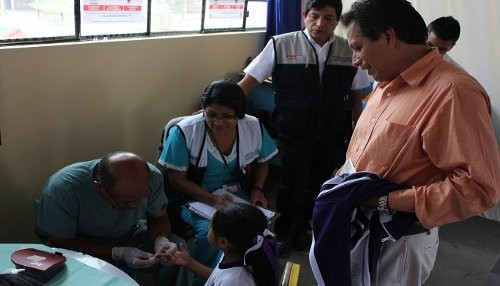 Más de 32,000 escolares de Lima Norte se beneficiarán con Plan de Salud Escolar