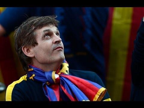 El deporte de luto: Murió Tito Vilanova, ex director técnico del Barcelona FC